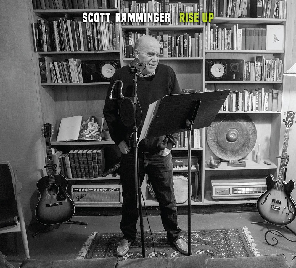 Scott Ramminger sings and writes the blues.