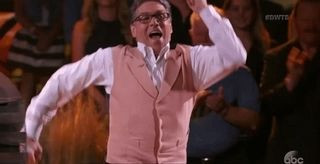 Rick Perry Competes at Dancing With the Stars