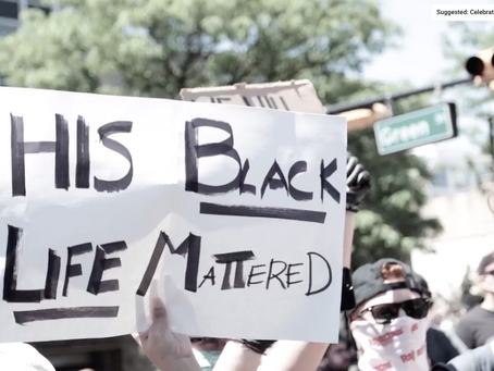 Black Lives Should Always Matter