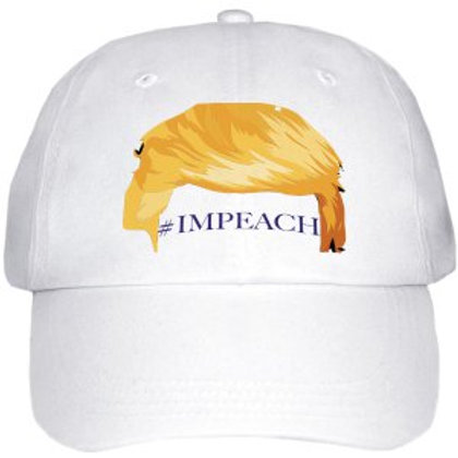 IMPEACH#Cotton baseball cap