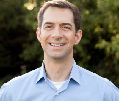 Sen. Tom Cotton: Calling the Cops