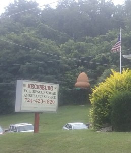 Kecksburg, PA UFO -- A 52 Year-old  Mystery