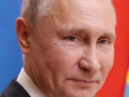 Vladimir Putin Speaks to the American People -- Part 2