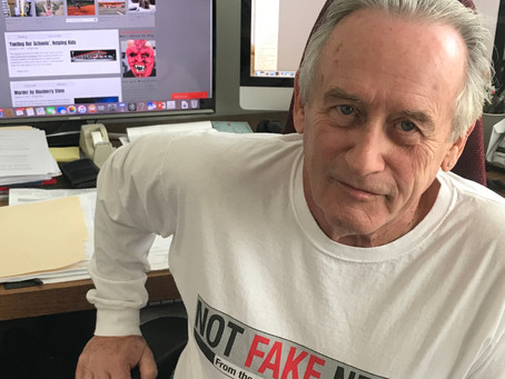 Not Fake News Publishes 500th Blog