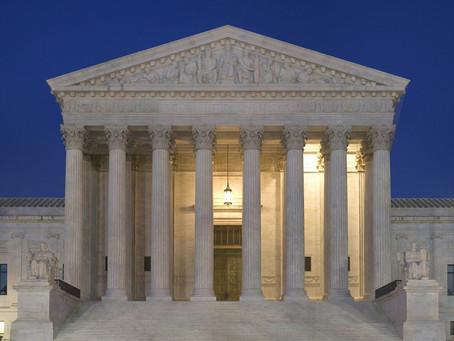 Trump's Supreme Court Gamble