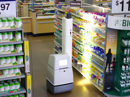 Robots at Walmart?