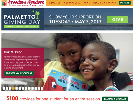 Freedom Readers: Creating Young Scholars