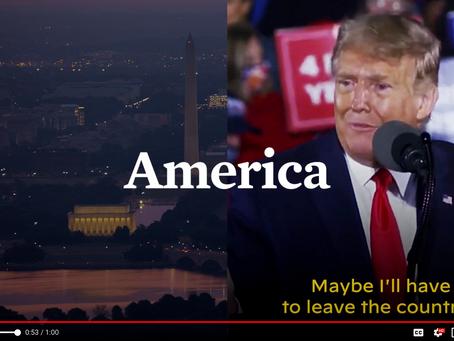 Hey Trump: Go Ahead. Pack Your Bags
