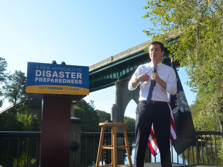 Mayor Pete Connects in South Carolina