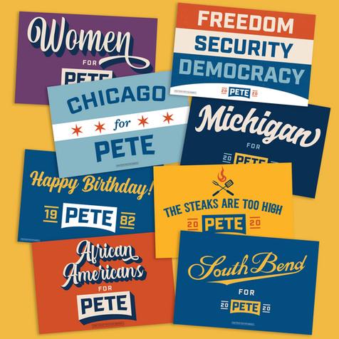 Rally Placards