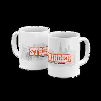 Stringer Mugs.