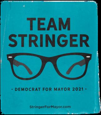 Team Stringer Stickers.