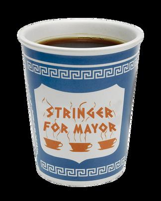 Classic NYC coffee cup.
