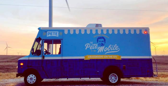 The Pete Mobile