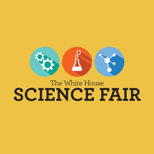 Branding for the White House Science Fair.