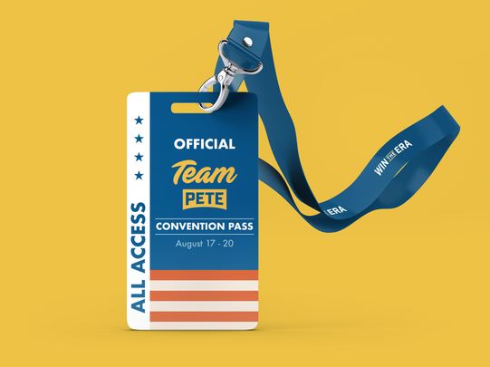 Convention Credential
