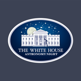 Branding for the White House Astronomy Night.