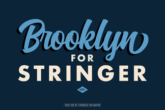 Brooklyn for Stringer Branding