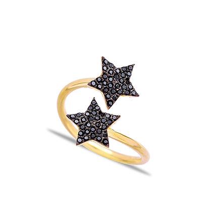 טבעת DOUBLE STAR