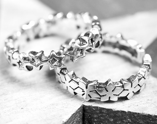 טבעת כתר כוכבים