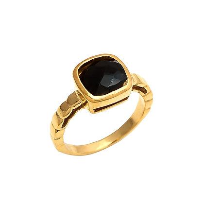 טבעת BLACK