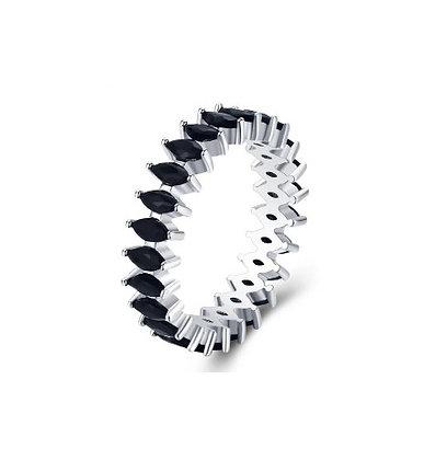 טבעת טיפות שחורות