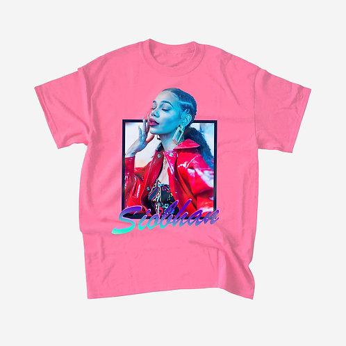 SIOBHAN - T-Shirt Pink