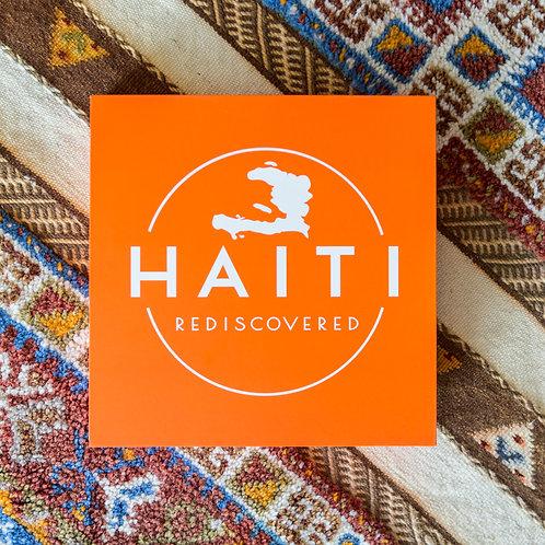Haiti Rediscovered