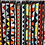 Thumbnail: Beaded Shoulder Strap-Black & White