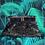 Thumbnail: Black Makaya Clutch Large