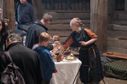 ATC Iron Age food5 (photo Andrew Chorley