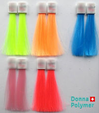 Fluorescent Nylon Yarn