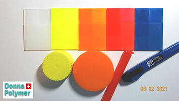 Fluorescent Nylon (Polyamide) Masterbatch