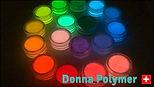 Glow in th dak pigment