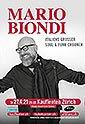 Mario Biondi Flyer Zurigo 27.04.2021