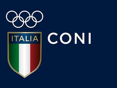 Coni, presentato il nuovo logo