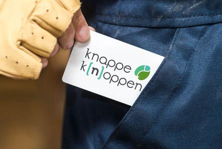 Logo Design - Knappe K(n)oppen