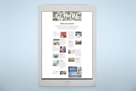 Marketing & Communication - GLIMPS.bio
