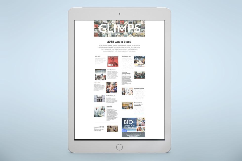 Communication - GLIMPS.bio