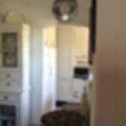 Kitchen clock Siera Nevada