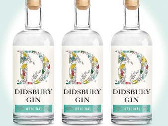Dragons' Den Success For Disbury Gin