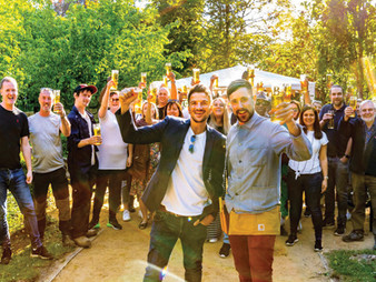 Peter Andre and Bulmers Team Up to Save Abandoned Orchard