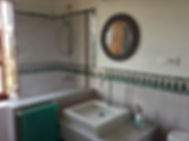Jade bathroom Hacienda for sale Lecrin Valley