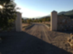 Gateway to Hacienda for sale in the Granada Province, Andalucia