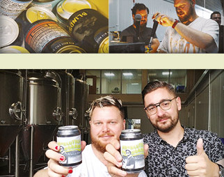 A Brewery with Music at the Heart
