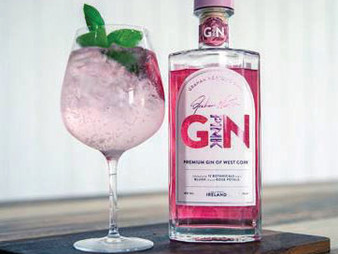 Graham Norton's Pink Gin Hits the Shelves