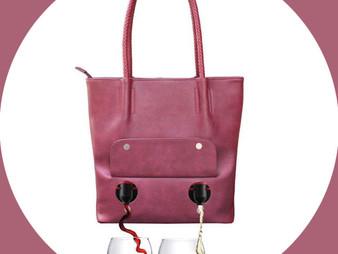 Wine Cooler -Handbag Combo