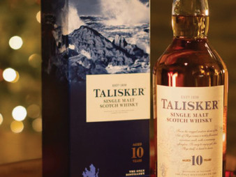 Now You Can Learn About Talisker Whiskey with Alexa