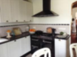 Andalucian cooker range