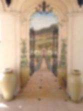 Trompe D'oeil of Lecrin Valley